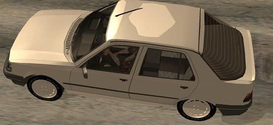 Черная Молния мод для GTA San Andreas - картинка 4