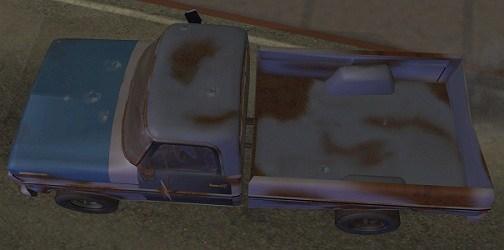 Черная Молния мод для GTA San Andreas - картинка 3